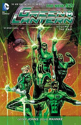 Green Lantern Vol  3  The End PDF