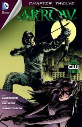 Arrow (2012-) #12