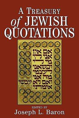 A Treasury of Jewish Quotations PDF