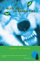 Blue Wolf In Green Fire PDF