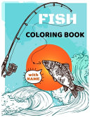 Fish Coloring Book with Name