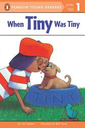 When Tiny Was Tiny Book PDF