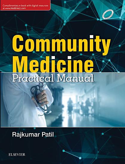 Community Medicine  Practical Manual   E Book PDF