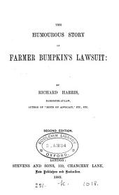 The Humorous Story of Farmer Bumpkin's Lawsuit