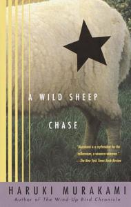 A Wild Sheep Chase Book