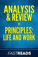 Analysis   Review of Principles
