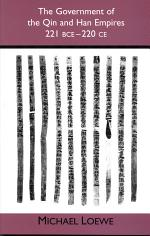 The Government of the Qin and Han Empires: 221 BCEÑ220 CE