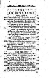 Orientalische und exegetische Bibliothek: Teil 8