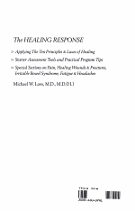 The Healing Reponse