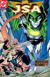 JSA (1999-) #19