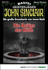 John Sinclair - Folge 1724: Die Heilige der Hölle