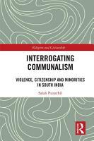 Interrogating Communalism PDF