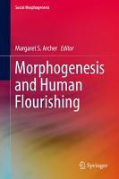Morphogenesis and Human Flourishing PDF