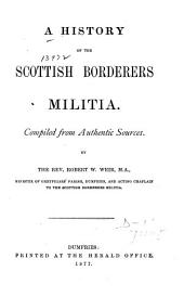 A History of the Scottish Borderers Militia