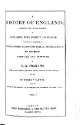 A History Of England Book PDF