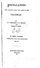 Miscellanies First Published Under the Name of the Talisman: Volume 3