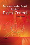 Microcontroller Based Applied Digital Control PDF