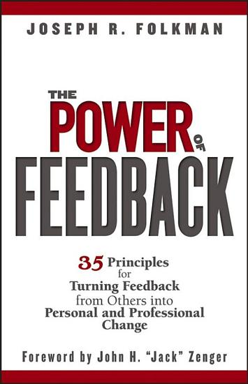 The Power of Feedback PDF