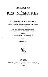 Collection des mémoires relatifs à l'histoire de France: Mémoires de Duguay-Trouin. Mémoires du comte de Forbin ; t. II, Volume75