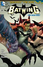 Batwing (2011-) #25