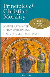 Principles of Christian Morality