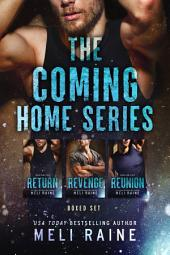 The Coming Home Series Boxed Set (Romantic Suspense) (Military Romance) (Thriller Suspense)