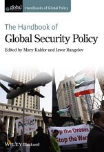 The Handbook of Global Security Policy PDF