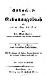 Andachts- und Erbauungs-Buch für katholische Christen: mit 1 Stahlst