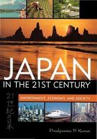 Japan in the 21st Century PDF