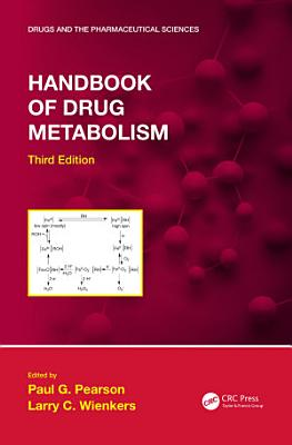 Handbook of Drug Metabolism  Third Edition PDF