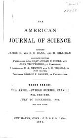 The American Journal of Science: Volume 128