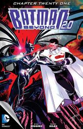 Batman Beyond 2.0 (2013- ) #21