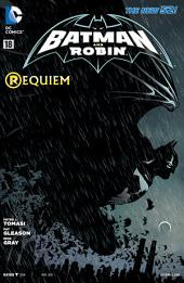 Batman and Robin (2011- ) #18