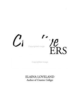 Creative Careers PDF