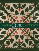 Hawaiian Quilt Masterpieces Book