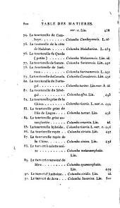 Tableau élémentaire d'ornithologie, ou, Histoire naturelle des oiseaux que l'on rencontre communément en France: suivi d'un traité sur la manière de conserver leurs dépouilles pour en former des collections et d'un recueil de 41 planches, Volume2