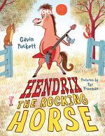 Hendrix the Rocking Horse