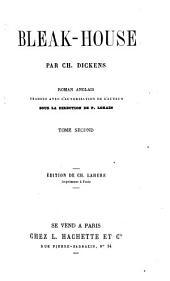 Bleak-house, tr. sous la direction de P. Lorain (par H. Loreau).