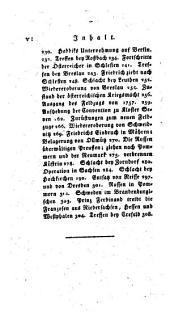 Allgemeine Weltgeschichte: Acht und neunzigster Band, Band 98