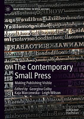 The Contemporary Small Press