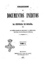 Coleccion de Documentos Ineditos para la Historia de Espana.