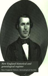 The New England Historical & Genealogical Register: Volume 8