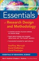 Essentials of Research Design and Methodology PDF