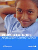 Voices of Hope  Adolescents and the Tsunami PDF