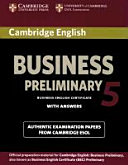 Cambridge BEC Preliminary 5  Student s Book with Answers PDF