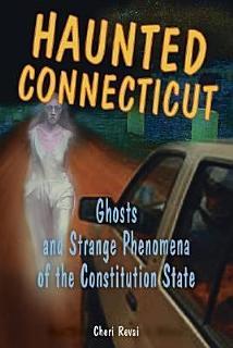Haunted Connecticut Book