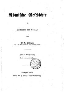 Romische Geschichte von A  Schwegler PDF