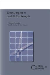 Temps, aspect et modalité en français