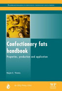 Confectionery Fats Handbook PDF