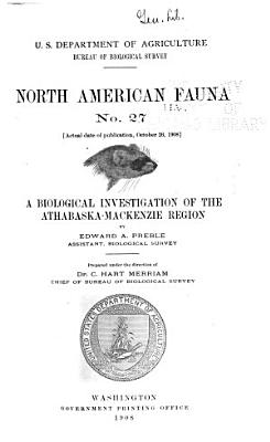 North American Fauna PDF